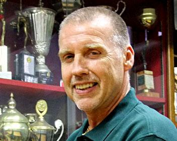 Antonello Arioli, nuovo coach della Crocetta