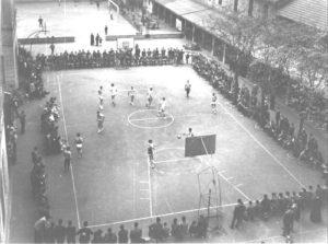 Campi pallacanestro Torino - Don Bosco Crocetta