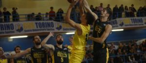 Serie C Gold Piemonte Basket - Don Bosco Crocetta