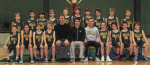 Under 13 csi Don Bosco Crocetta