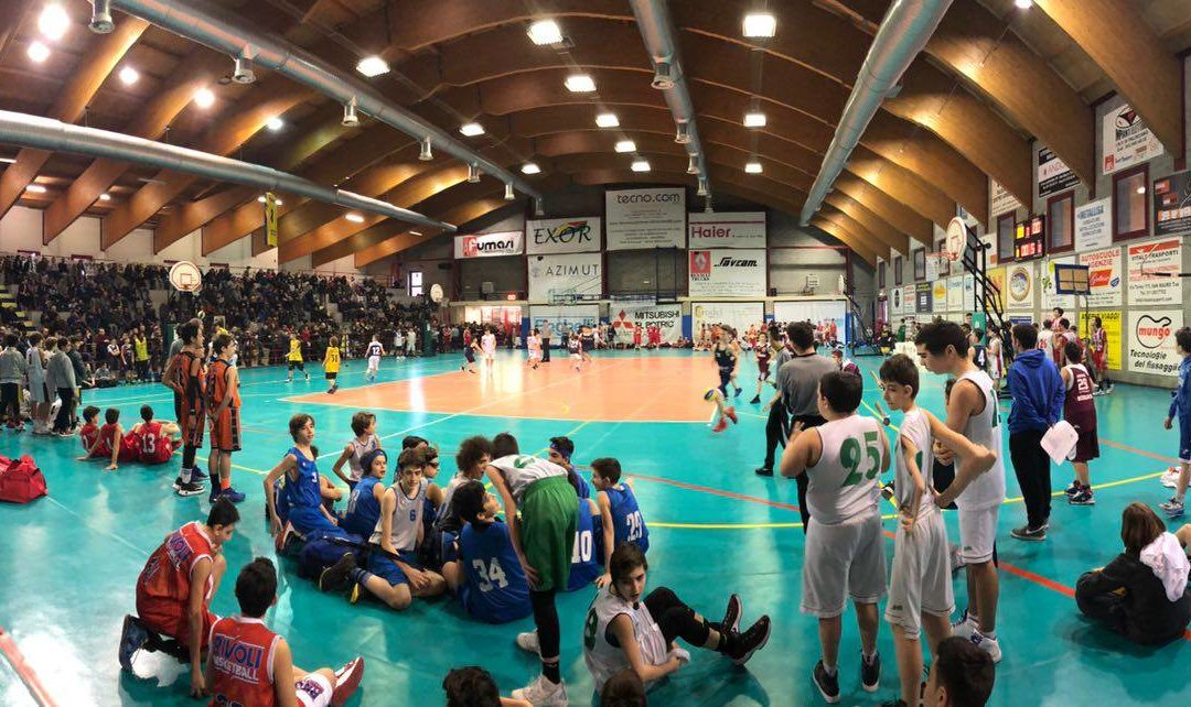 3C3 JOIN THE GAME, IN 5 ALLA FINALE REGIONALE