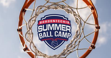 'SUMMER BALL CAMP', ISCRIZIONI APERTE