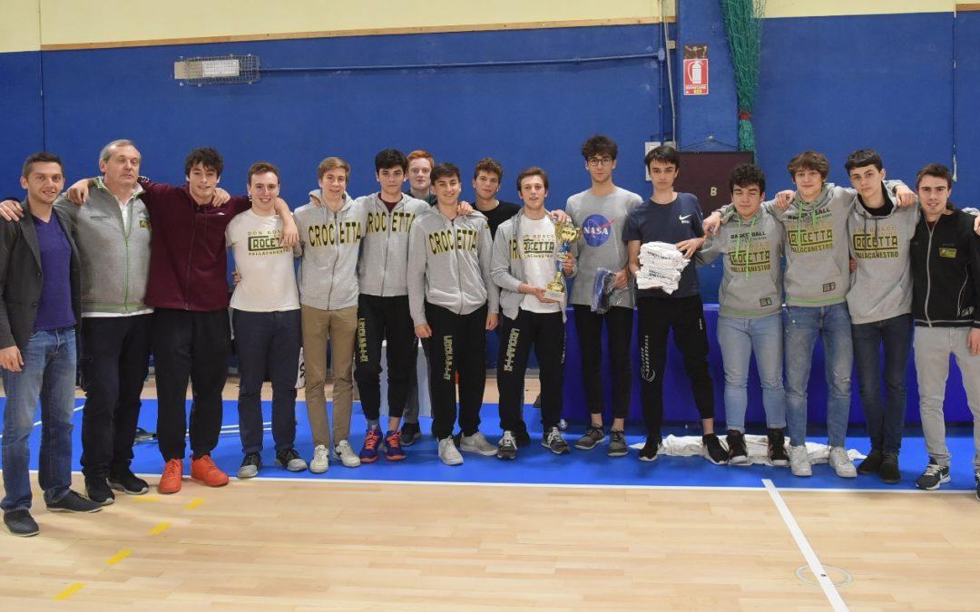 'TORINO BASKET CHALLENGE', MALTESE NEL SESTETTO-BASE
