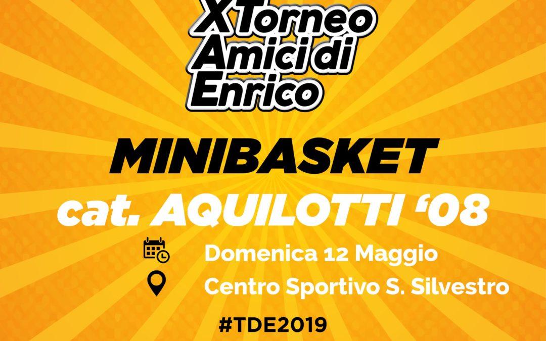 2008 AL TORNEO 'AMICI DI ENRICO'