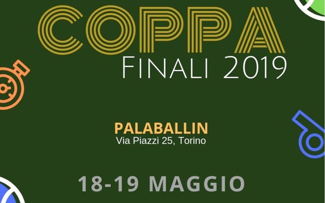 FINALI DI COPPA ALLA BALLIN, IL CALENDARIO
