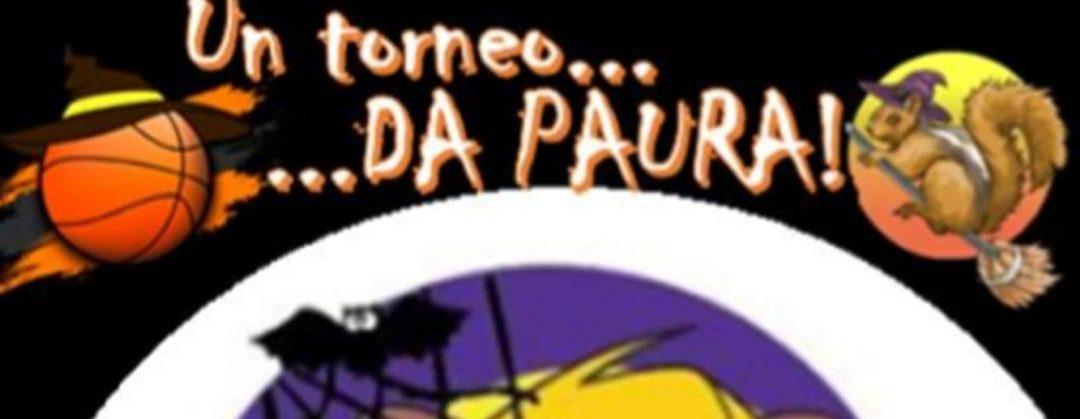 'SCOIHATTOWEEN', TORNEO DA …PAURA ALLA BALLIN
