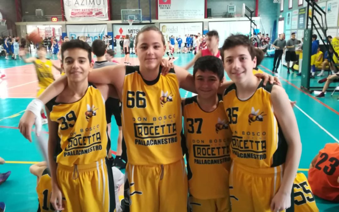 3C3 JOIN THE GAME, CROCETTONI PROMOSSI