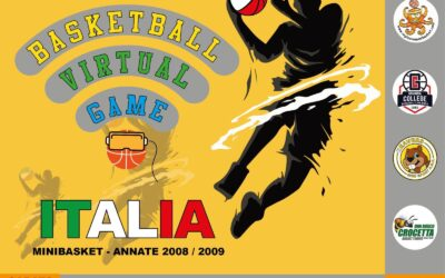 'BASKETBALL VIRTUAL GAME ITALIA' AL VIA PER I 2008 E I 2009