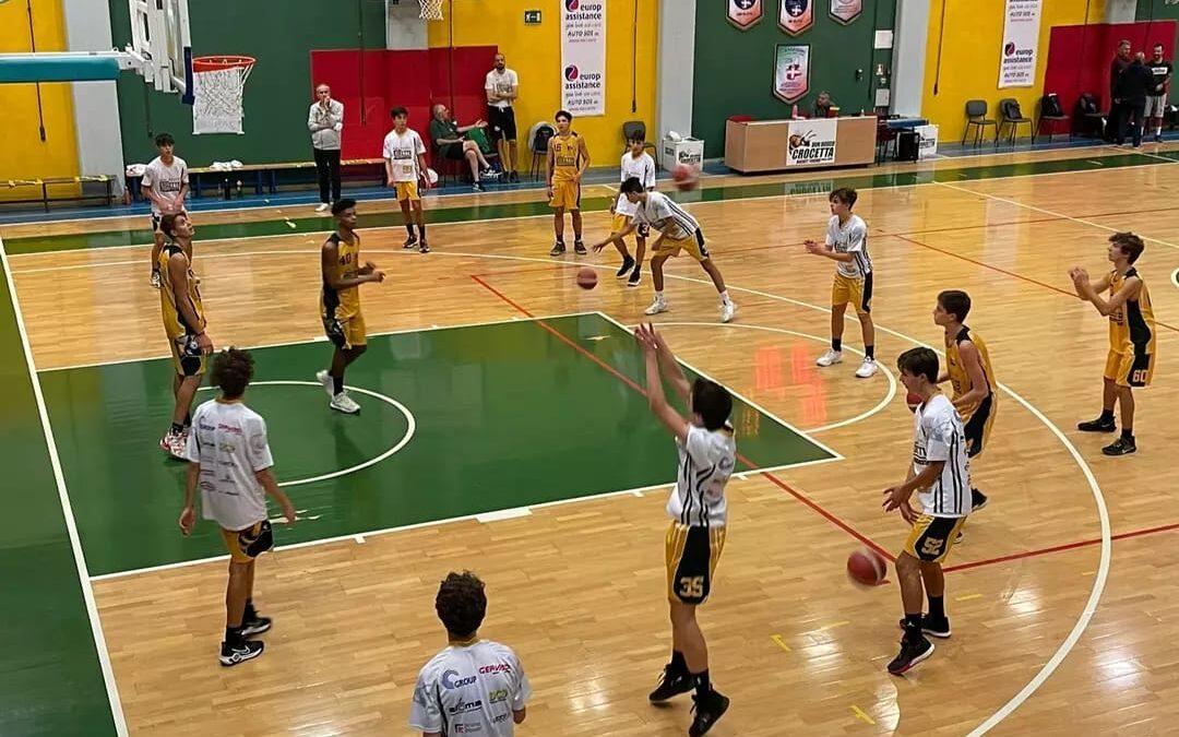U16 GOLD: APPARTENENZA E CORAGGIO
